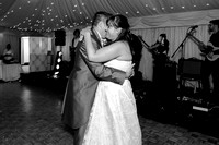 The first dance at the Batch Country house somerset