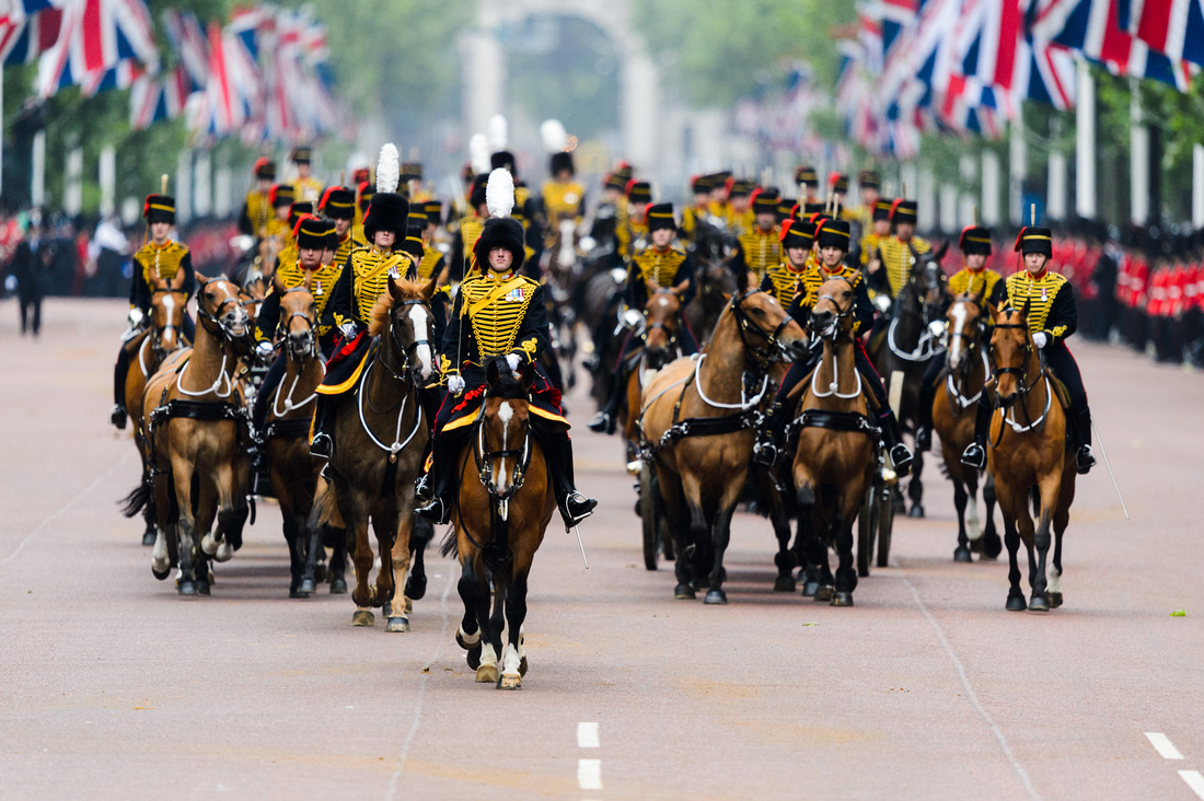 The Army performed its finest display of military pageantry to celebrate the Official Birthday of Her Majesty The Queen today on Horse Guards Parade in London.