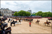 Trooping the Colour, London